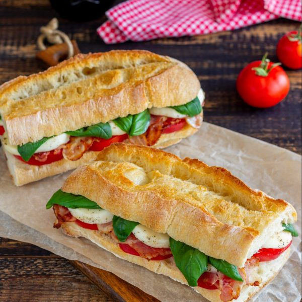 Sandwiches - Catering in West LA by Cantalini's