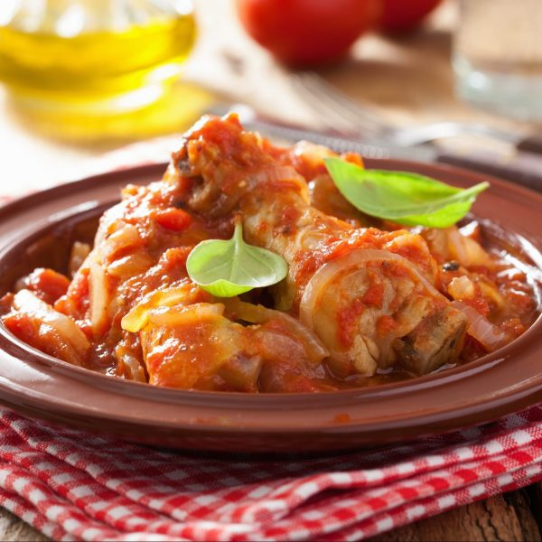 Chicken Cacciatore - Catering in West LA by Cantalini's