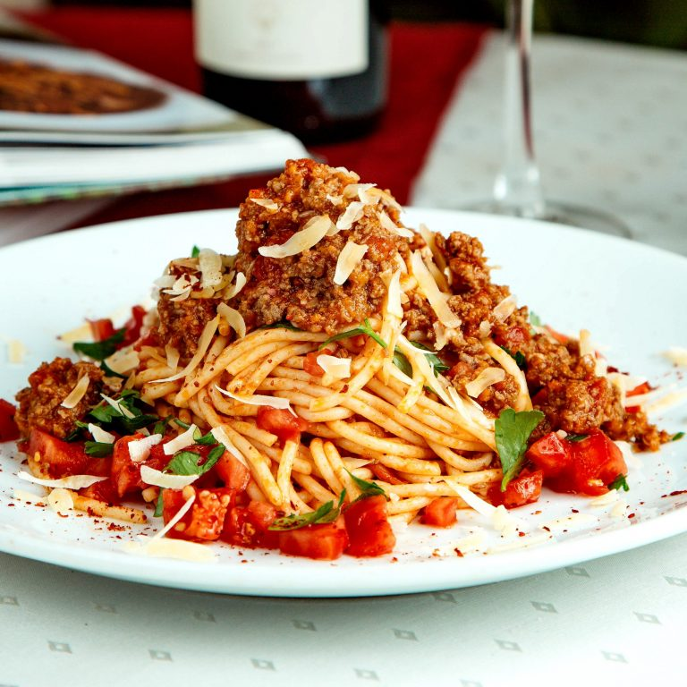 Spaghetti - Catering in West LA by Cantalini's